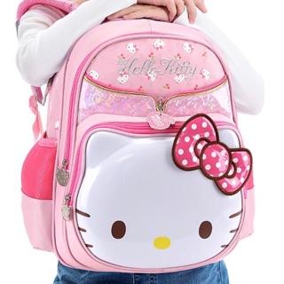 🎒🎒[HÀNG CHÍNH HÃNG – Có sẵn] Balo Hello Kitty cho bé🎒🎒