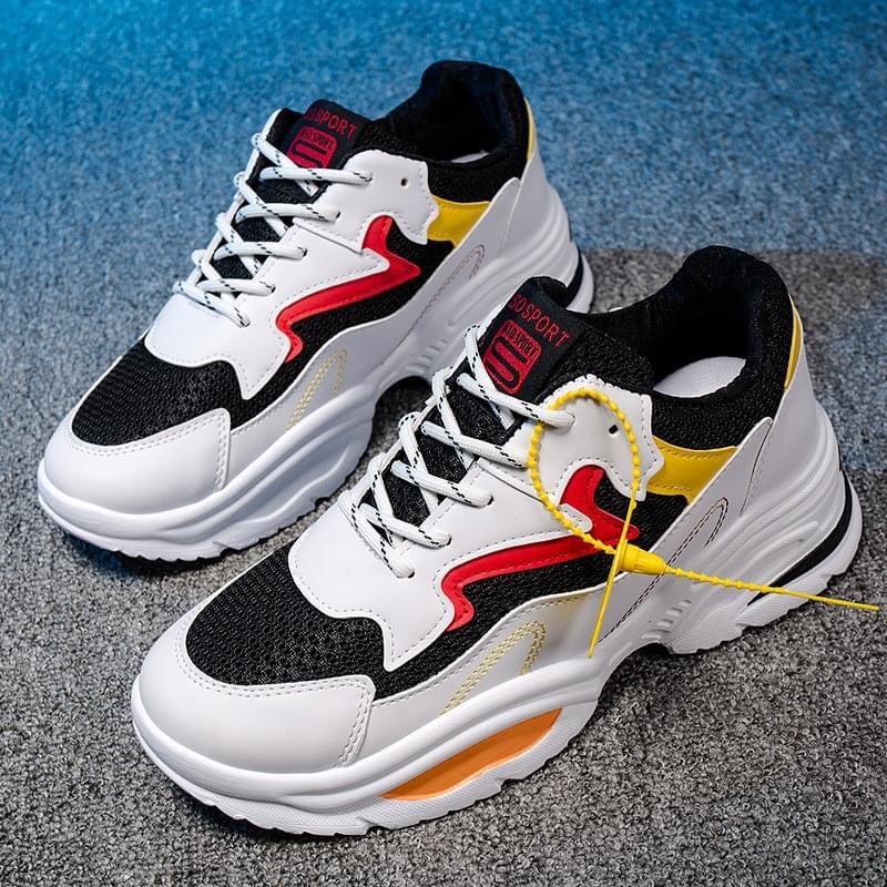 Giày Thể Thao Sneaker Nam Cao Cấp G37 Đẹp Chất