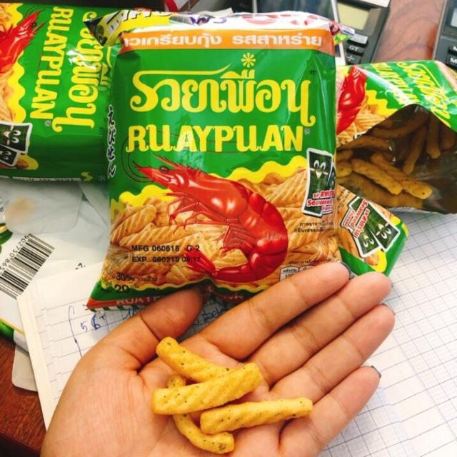 Bánh tôm Thái rong biển 5 gói - 3583803 , 1248296215 , 322_1248296215 , 20000 , Banh-tom-Thai-rong-bien-5-goi-322_1248296215 , shopee.vn , Bánh tôm Thái rong biển 5 gói