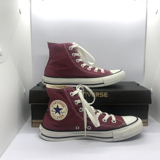 Giày Converse All Star 125815c Authentic 2hand (Đã qua sử dụng) thumbnail