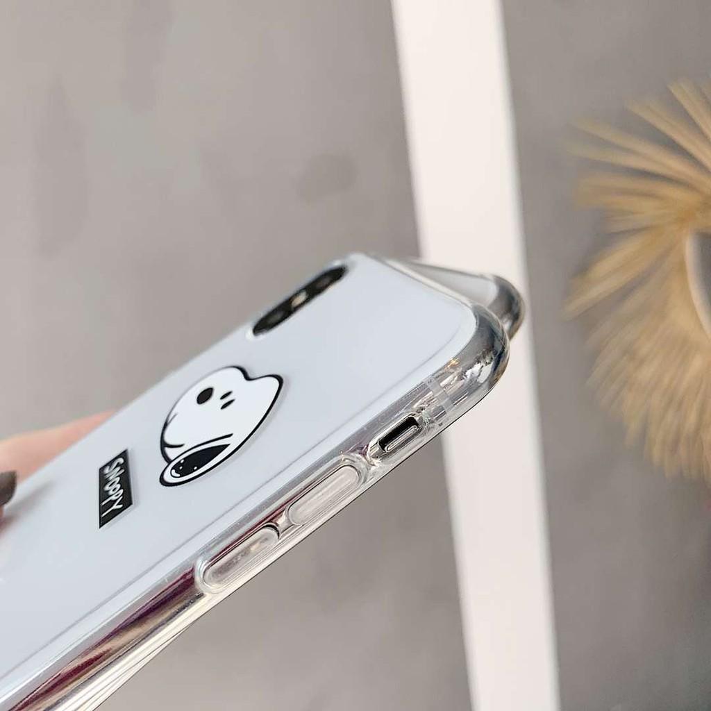 ốp lưng điện thoại hình con ong kim cương kèm banh lông cho iphone 6s 7 8 plus x