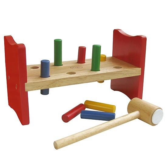 Búa đập cọc | đồ chơi vận động cho bé