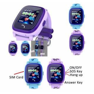 Đồng hồ định vị trẻ em thông minh DF25