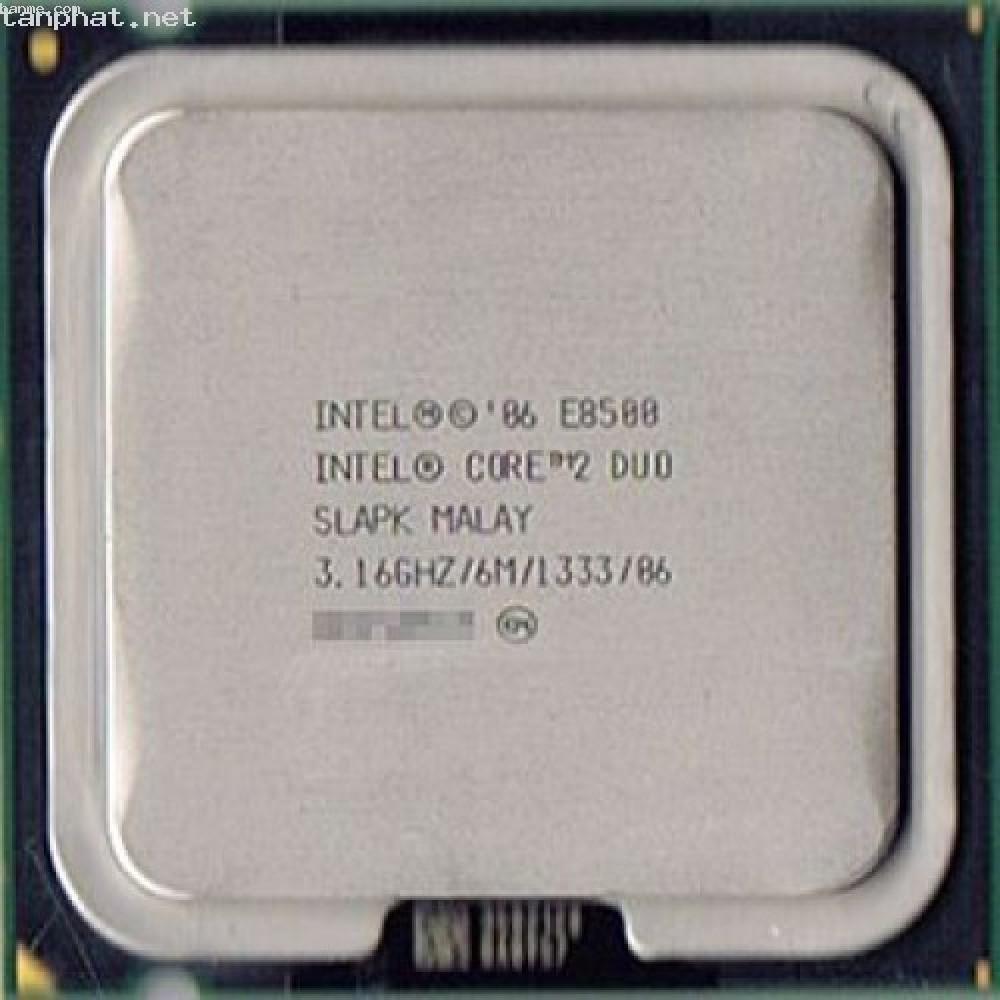 CPU INTEL E8500