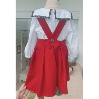 Váy Trẻ Em 💕𝑭𝑹𝑬𝑬𝑺𝑯𝑰𝑷💕Đầm Cho Bé Hàng Thiết Kế Cao Cấp VNXK Từ 1 - 8 Tuổi