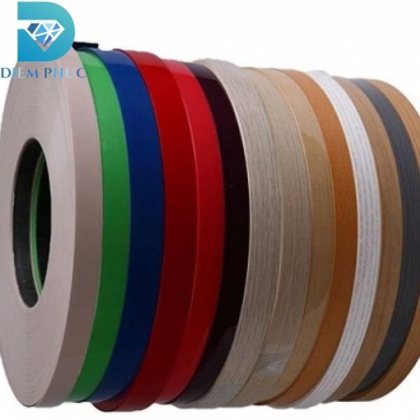 Chỉ nhựa PVC, chỉ dán cạnh MDF, MFC, Chỉ cạnh nội thất, Nẹp nhựa PVC, Chỉ dán cạnh PVC Cao Cấp Diễm Phúc