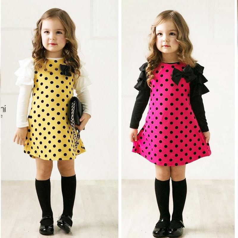 Đầm công chúa chấm bi cho bé gái - 14796489 , 2125504013 , 322_2125504013 , 74153 , Dam-cong-chua-cham-bi-cho-be-gai-322_2125504013 , shopee.vn , Đầm công chúa chấm bi cho bé gái