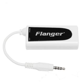 Flanger FC-21 Software Guitar Bass Effect Converter Adapter for Cell Phone iPhone iPad and Android Phone