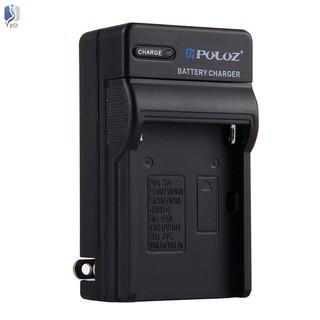 Bộ Sạc Pin Yy Pu2133 Us/Eu Cho Sony Np-F550 F570 F750 F950 F970 Vnm