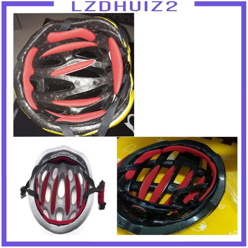 Helmet Internal Memory Foam Pad Protective Mat Chin Bike Replacements Padding