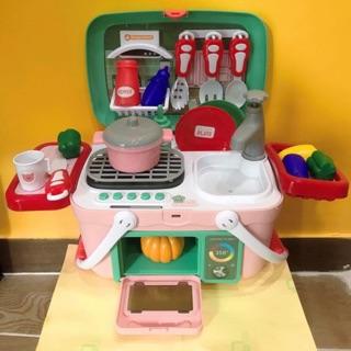 Set đồ hàng nấu bếp
