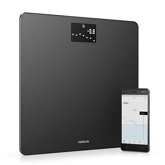 Cân Thông minh Nokia Body Plus đo lượng mỡ lượng cơ | Shopee Việt Nam