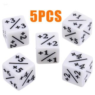 Set 5 xí ngầu +1/+1 dùng để chơi game đếm bước CCG MTG thú vị