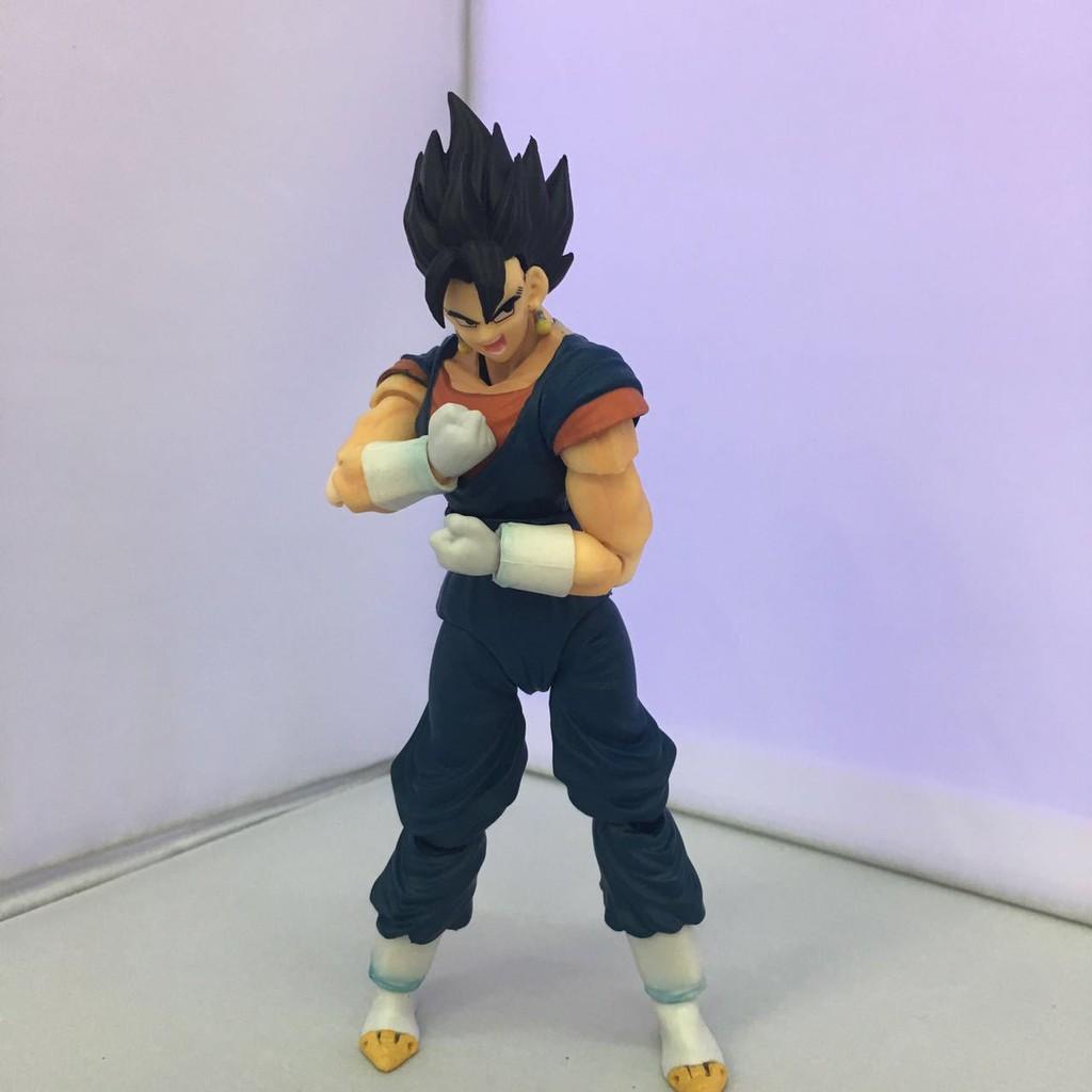 Mô hình Vegeto Super Saiyan SHF Dragon Ball Z
