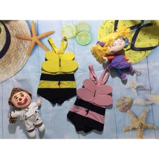 Combo bộ bơi ong cho bé trai và gái