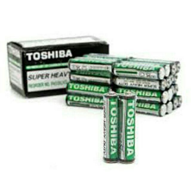 Sét 4 viên PIN Toshiba (loại tiểu AAA)