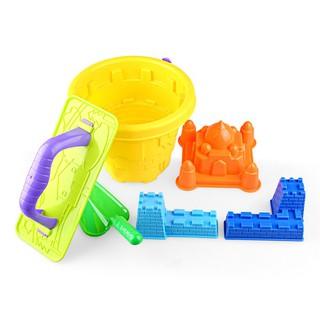 Kit nghịch cát Kiểu xây thành siêu tốc Dream Toy