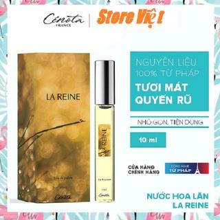 Nước hoa lăn Cenot La Riene 10ml, nước hoa nữ quyến rũ lưu hương - sTORE vIỆT thumbnail
