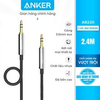 Cáp âm thanh ANKER dài 2.4m - A8220 thumbnail