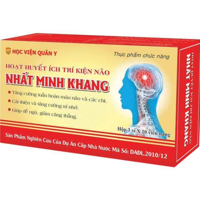 Nhất Minh Khang Học viện Quân Y - Hoạt Huyết Cho Sức Khỏe Tuyệt Vời - 3124710 , 1270239330 , 322_1270239330 , 55000 , Nhat-Minh-Khang-Hoc-vien-Quan-Y-Hoat-Huyet-Cho-Suc-Khoe-Tuyet-Voi-322_1270239330 , shopee.vn , Nhất Minh Khang Học viện Quân Y - Hoạt Huyết Cho Sức Khỏe Tuyệt Vời