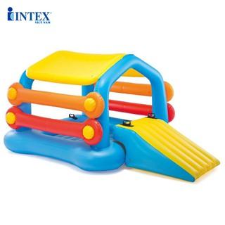 Bể bơi cầu trượt có mái che INTEX 58294