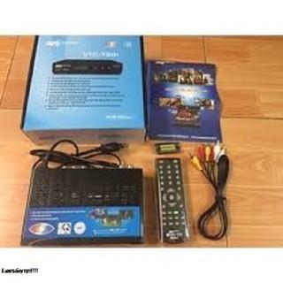 Đầu thu truyền hình kỹ thuật số VTC T201 xem tivi chất lượng HD thumbnail