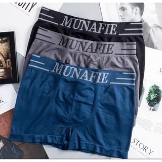 Combo 5 quần lót nam Manufie cao cấp chất liệu thun mềm mại co giãn tốt, ôm sát cơ thể nhưng cực kì thoải mái.