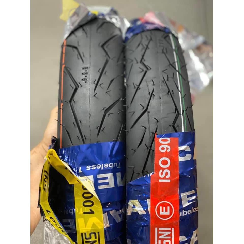 Vỏ lốp xe Camel gai Rosso Sport thể thao chính hãng full size cho mọi loại xe số và tay ga. DoChoiXeMay