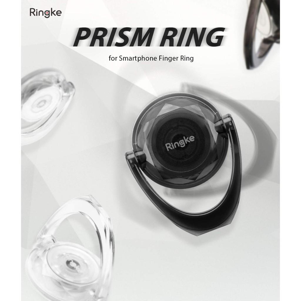 Ringke Prism Ring xoay 360° vòng đeo thông minh - Hàng nhập khẩu Hàn Quốc