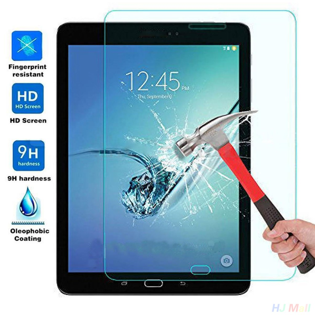 Premium Tempered Glass Screen Protector For Samsung Galaxy Tab A 8'' T350