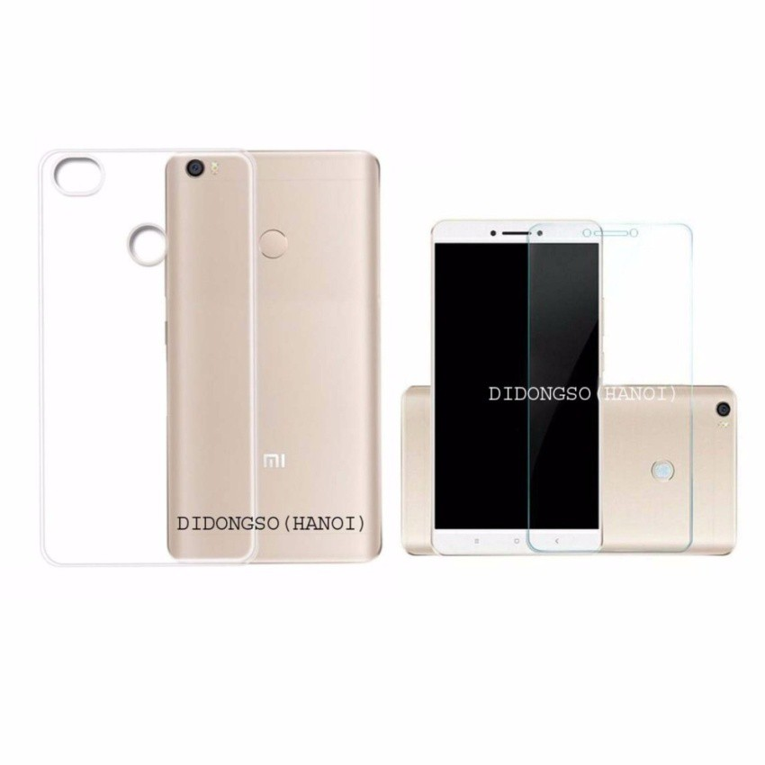 Ốp Lưng Silicone + Kính Cường Lực Xiaomi Mimax 2 2017 ( Trong suốt) - 2902633 , 638548346 , 322_638548346 , 69000 , Op-Lung-Silicone-Kinh-Cuong-Luc-Xiaomi-Mimax-2-2017-Trong-suot-322_638548346 , shopee.vn , Ốp Lưng Silicone + Kính Cường Lực Xiaomi Mimax 2 2017 ( Trong suốt)