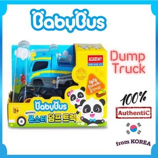 [KOREMIUM] BabyBus Monster Dump Truck Korea Kids Toy baby bus, Hàn Quốc Đồ chơi trẻ em Xe buýt trẻ em