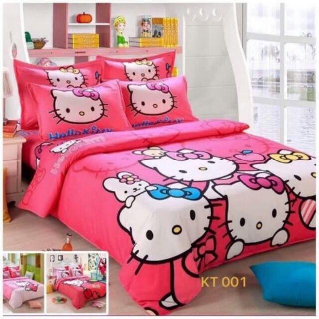 Ga giường Hello Kitty siêu đẹp, siêu hot