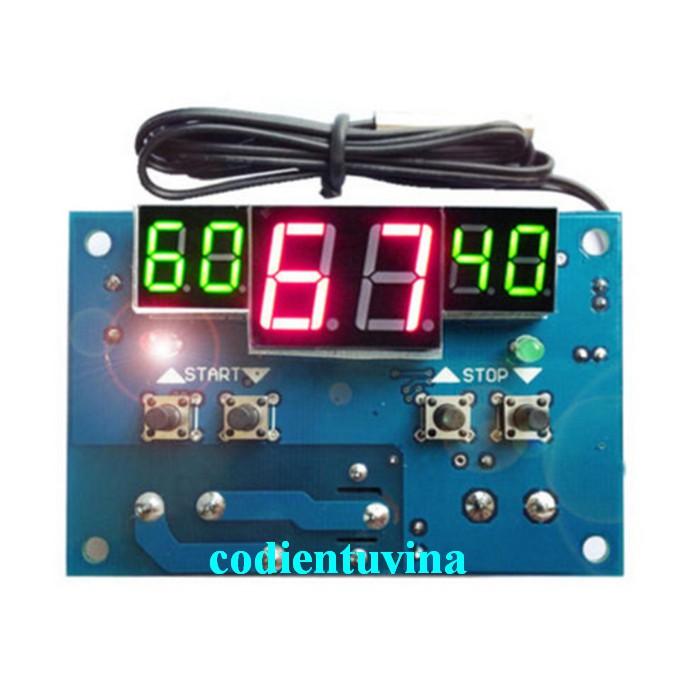 Mạch cảm biến nhiệt độ XH-W1401 - 3500544 , 1234142797 , 322_1234142797 , 86000 , Mach-cam-bien-nhiet-do-XH-W1401-322_1234142797 , shopee.vn , Mạch cảm biến nhiệt độ XH-W1401