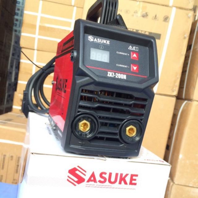 Máy hàn Mini sasuke zx7-200N [ Có đồng hồ]