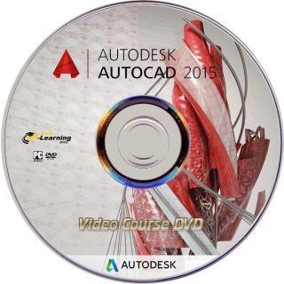 Bộ Đĩa AUTOCAD 2007 - 2015 - 2017 (full crack)
