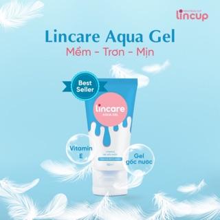 Gel bôi trơn đa năng gốc nước Lincare Aqua Gel thumbnail