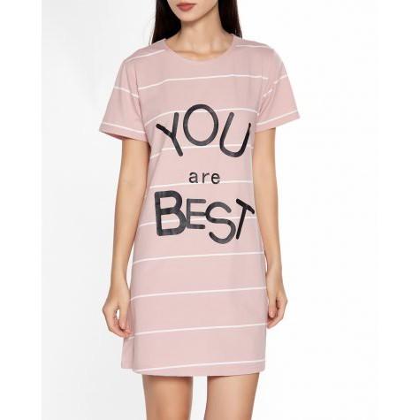 Đầm ngủ cotton (D55002FYO)