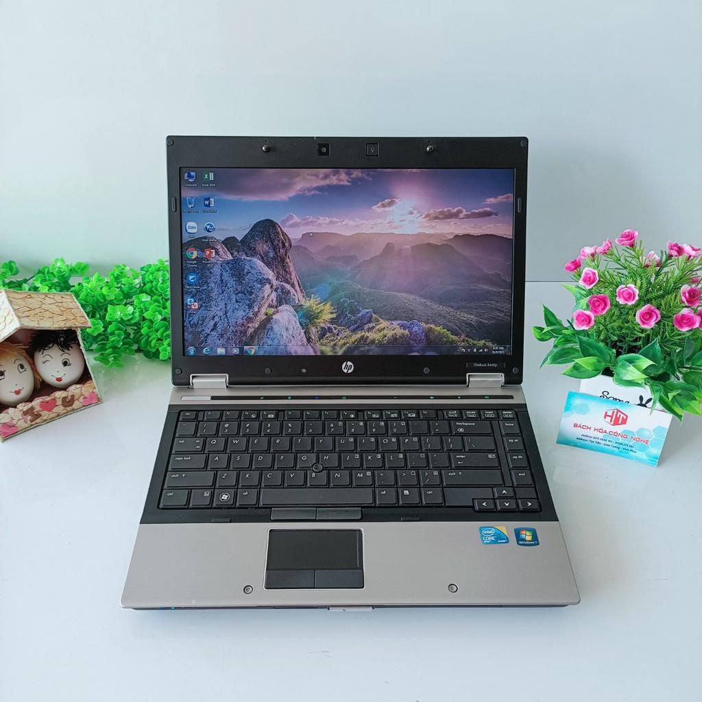 Laptop Hp 8440p i5/4G/320HDD - HÀNG NHẬP XỊN