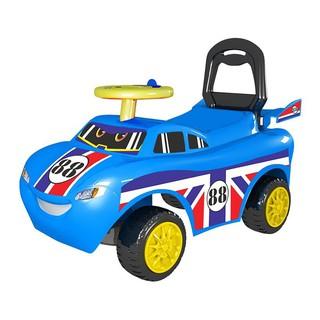 Xe chòi chân hình ô tô CÓ NHẠC cho bé ( nhựa Chợ lớn )