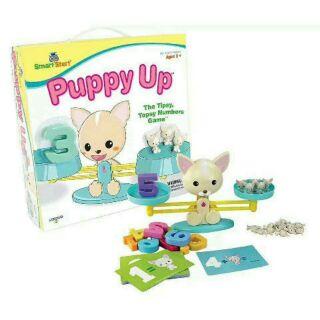 Bộ đồ chơi PUPPY UP- VUI HỌC TOÁN cho bé