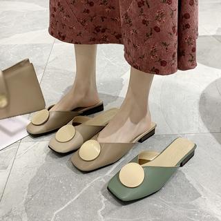 Giày Búp Bê Đế Bằng Thời Trang Dành Cho Nữ