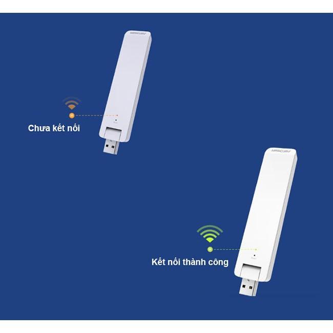 FreeShip Repeater Thu và phát lại sóng wifi từ cục phát Wifi (chùa) gốc nhân lên thành 2 mạng Wifi EP10429 Vn