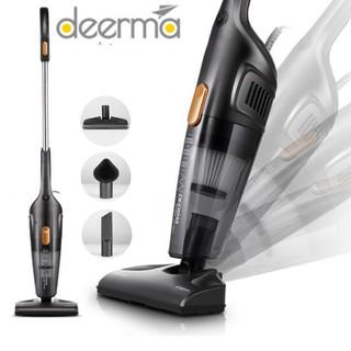 [ MUA HÀNG HOÀN 30K XU- CÓ BẢO HÀNH ] Máy hút bụi cầm tay Deerma công suất 600W tích hợp chế độ hút & thổi thông minh