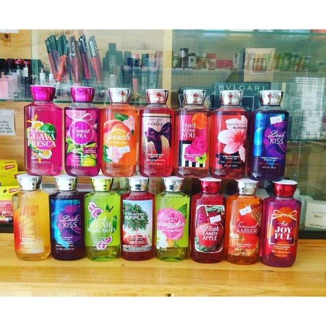 Sữa tắm Bath & Body Works - 2749071 , 87356749 , 322_87356749 , 180000 , Sua-tam-Bath-Body-Works-322_87356749 , shopee.vn , Sữa tắm Bath & Body Works