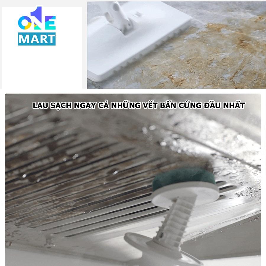 Máy lau nhà cầm tay hơi nước Deerma ZQ600 khử trùng tối đa lau sạch trên mọi bề mặt giải phóng sức lao động