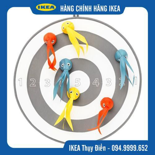 Bộ phi tiêu IKEA