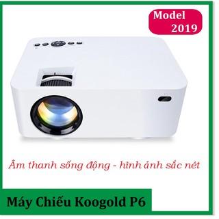 Máy Chiếu Giá Rẻ KOOGOLD chính hãng Full HD, Kết Nối Wifi, Điện Thoại, Độ Phân Dải Cao, Sắc Nét. Bảo hành 12T thumbnail