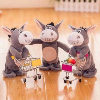 Chú lừa Donkey biết nói và biết hát