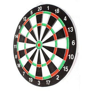 Đồ chơi phi tiêu gỗ, 02 mặt, đường kính 41cm (17 inches), 06 cây phi tiêu, dòng cao cấp